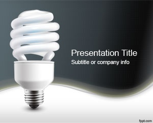 Consumer PowerPoint Template is a free PowerPoint background or slide design that you can download to make energy PowerPoint backgrounds