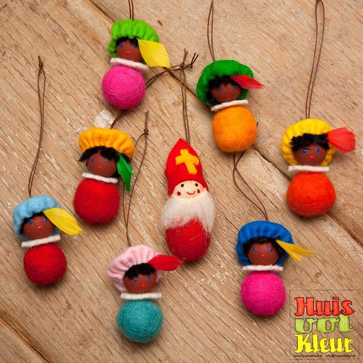huisvolkleur: Een gezellige Sinterklaasdag