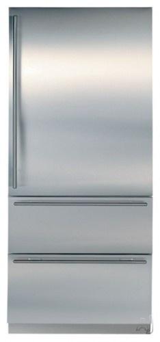 Sub-Zero 36 Built-in Bottom-Freezer Refrigerator contemporary refrigerators and freezers