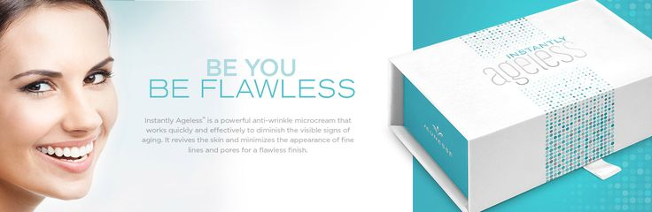 Instantly Ageless™ is one of the most talked about anti-aging products — and for good reason. The results people are experiencing in mere seconds after application are nothing short of jaw-dropping. http://www.stayyoungwithblaneyteal.com/