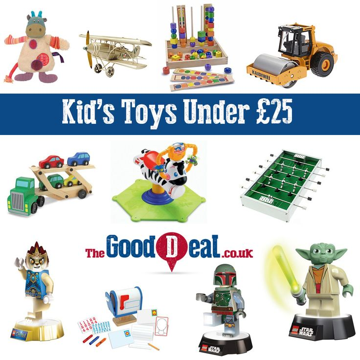 Christmas Gifts For Kids Under £25