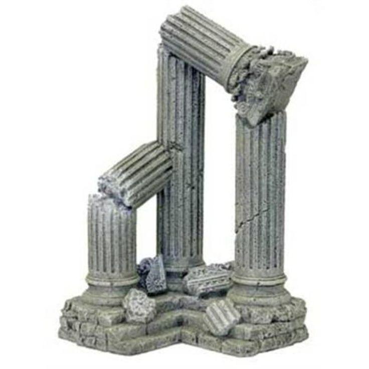 Grabblecast GC/_0103 Broken Columns Ancient Greek Wargames Terrain Frostgrave Dungeon Decor