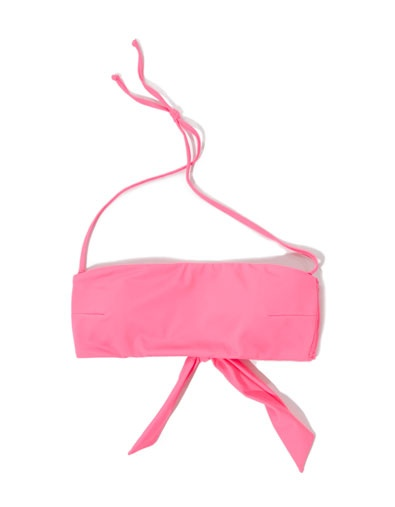 Just ordered from Zara..going to have monogrammed!: Bandeau Bikinis Tops, Bandeau Bikini Tops, Straight Bandeau