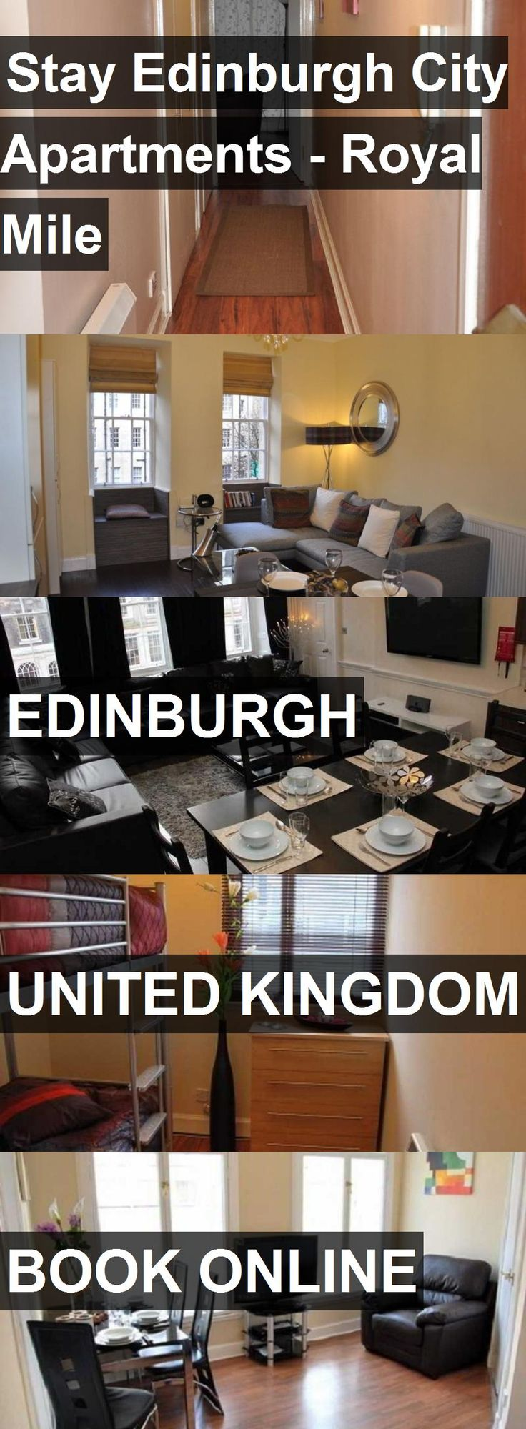Hotel Stay Edinburgh City Apartments - Royal Mile in Edinburgh, United Kingdom. For more information, photos, reviews and best prices please follow the link. #UnitedKingdom #Edinburgh #StayEdinburghCityApartments-RoyalMile #hotel #travel #vacation