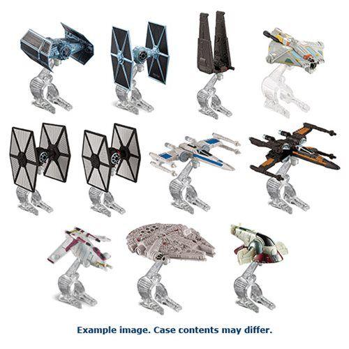 figurine star wars hot wheels