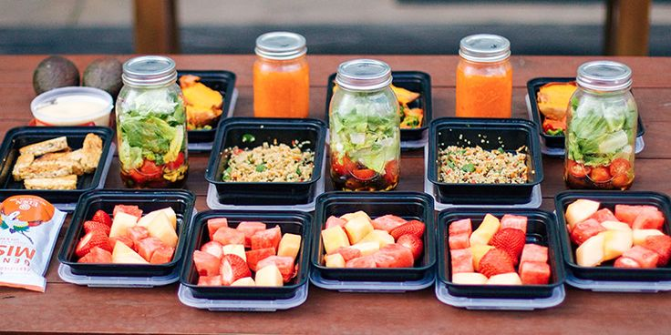 How to Meal Prep for Ultimate Reset (Phase Two) Looking for some more healthy ideas? Visit http://www.rozinkafitness.com/