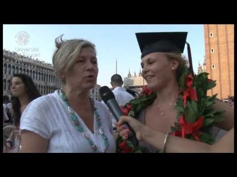 Giorno della Laurea - 5 luglio 2012 - La voce degli studenti