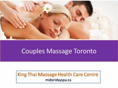 There are many reasons to book Toronto day spa packages online. Through booking services from the King Thai Massage Health Care Centre, you can avail special discount offers, from its website.