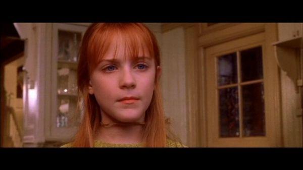 Evan Rachel Wood in childhood