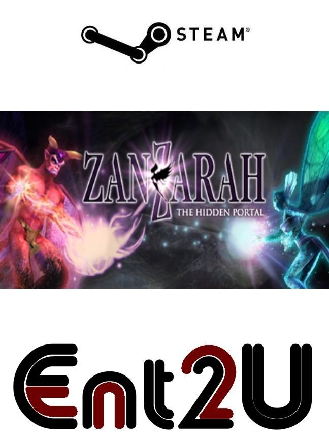 Zanzarah: The Hidden Portal Steam Key - for PC Windows (Same Day Dispatch)   eBay