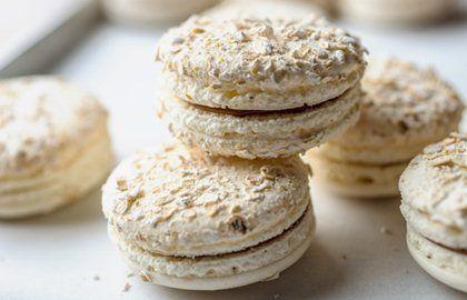 Dulce de Leche Macaron Recipe - Great British Chefs