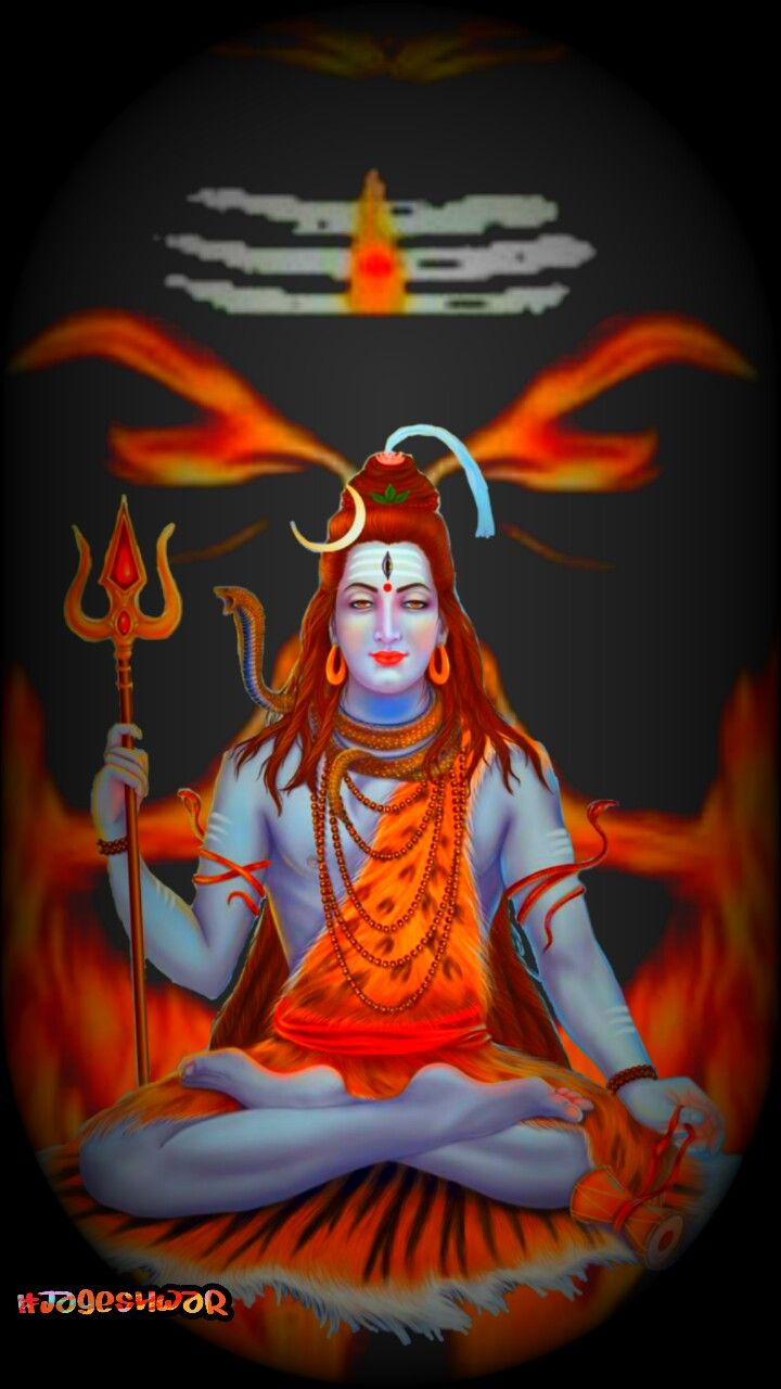 Shiva     | har har mahadev in 2019 | Shiva shakti, Shiva