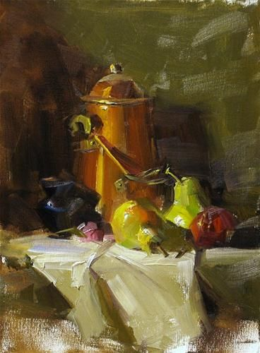 Daily Paintworks - Qiang Huang