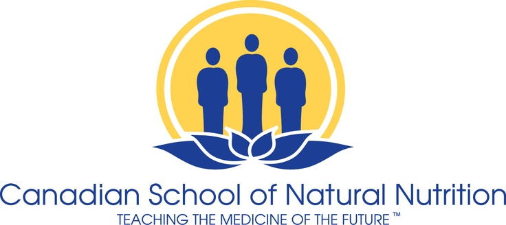 Today I'm heading back to school at the Canadian School of Natural Nutrition!