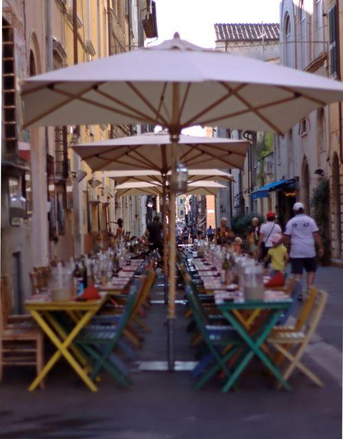 Restaurant in Pietrasanta