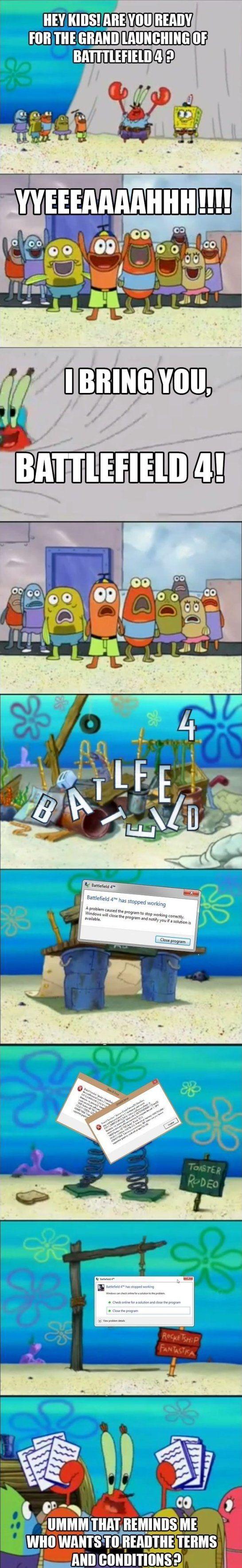 Funny battlefield 4 meme