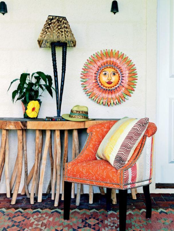 House Tour: Inside Designer Kit Kempu0027s Vividly Coloured Barbados Home    Vogue Living