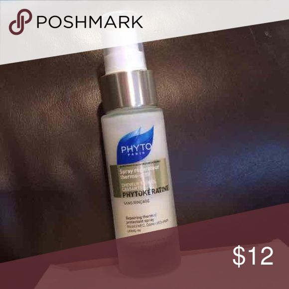 Selling this Phyto Paris repairing thermal spray on Poshmark! My username is: ealclectic. #shopmycloset #poshmark #fashion #shopping #style #forsale #Phyto Paris #Other