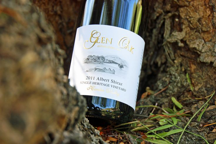 Glen Oak Wines #HunterValley #Pokolbin #Shiraz #Wine