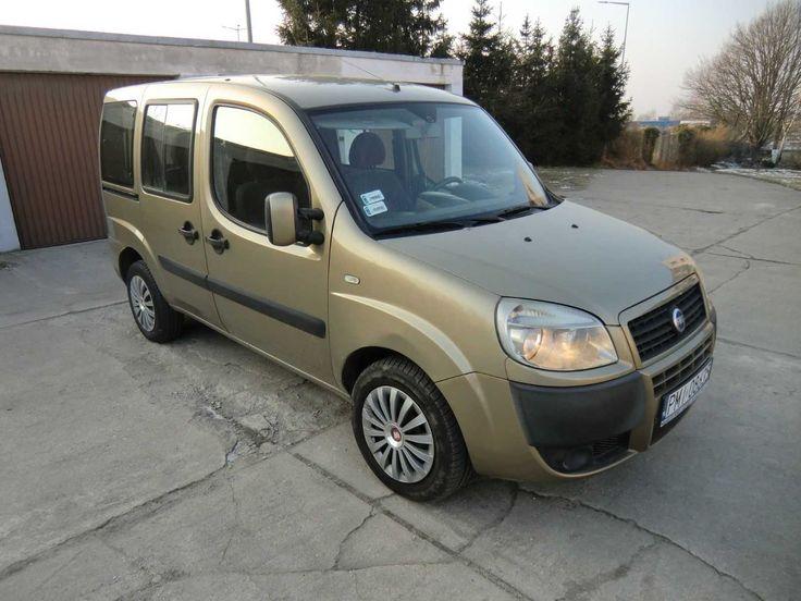 Fiat Doblo DIESEL BJ 2007