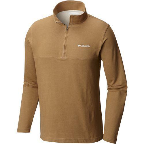 Columbia Sportswear Men's Rugged Ridge 1/4 Zip Top (Beige Or Khaki, Size ) - Men's Outdoor Apparel, Men's Longsleeve Outdoor Tops at Academy Sports