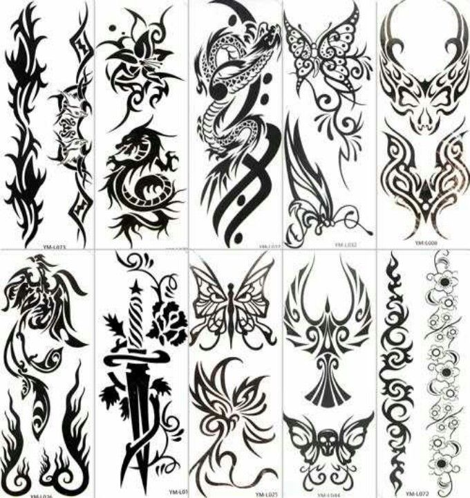 25 Unique Tribal Sun Tattoos Ideas On Pinterest: Best 25+ Cool Tribal Tattoos Ideas On Pinterest