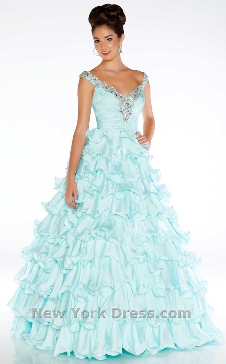 67 best Dresses images on Pinterest   Fancy dress, Black ruffle ...