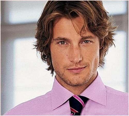 Gabriel Aubry (Craig William Albrecht in his 20s)