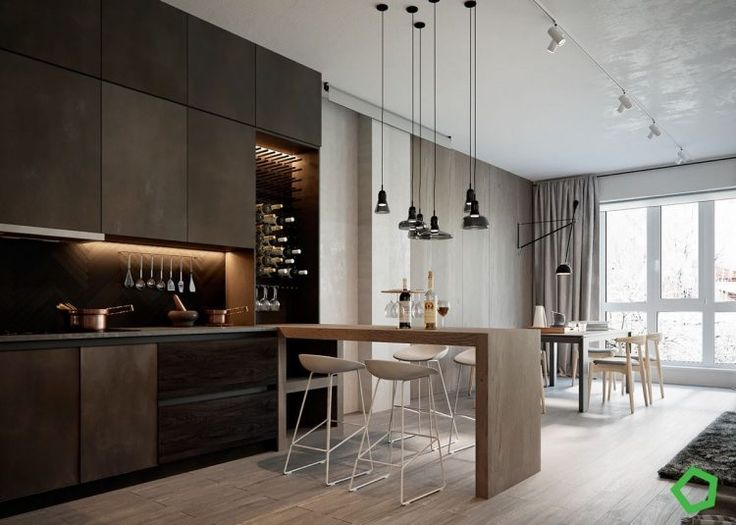 30 best American Kitchen with Living room images on Pinterest ...