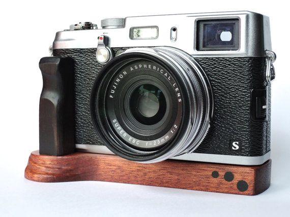 Poignée pour Fujifilm X-100S par AVotreMain sur Etsy