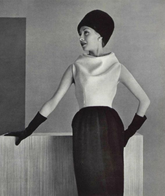 1956 | Christian  Dior | vintage fashion photography