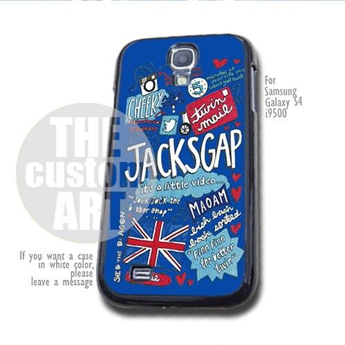 jacksgap collage art - For Samsung Galaxy S4 i9500