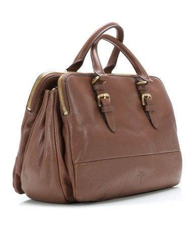 JOOP! Soft Leather Naja Handbag 4140001289-102
