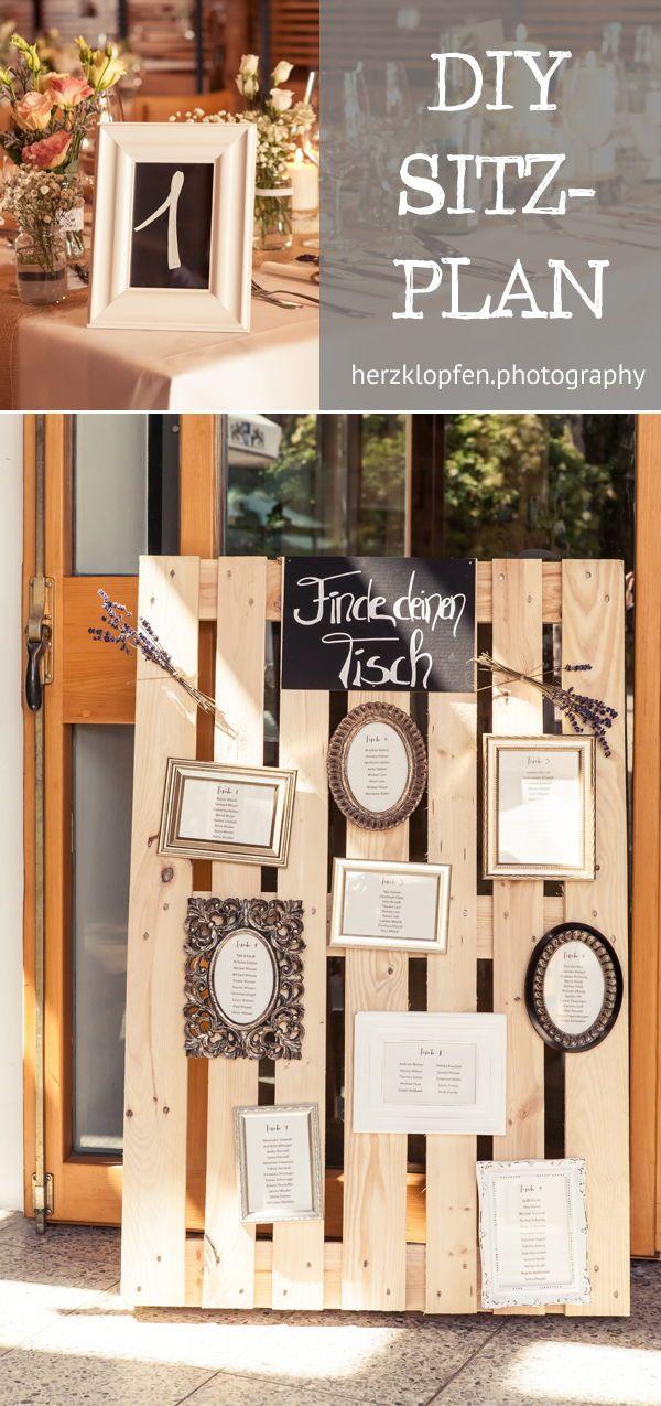 Rustic Wedding Inspiration: Decoração de casamento para o seu casamento no celeiro   – Hochzeitsdeko