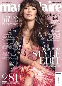February 01, 2018 issue of Marie Claire Australia. Available now at WCL via rbDigital.