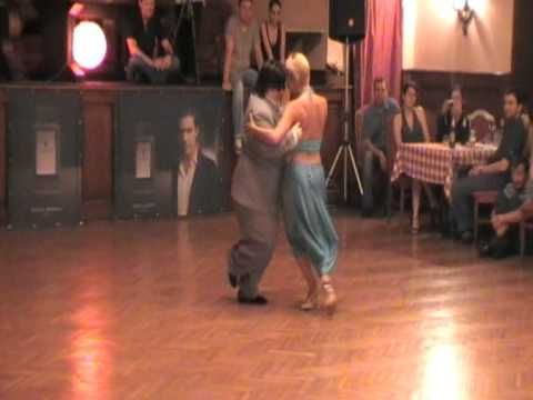 Alejandra Mantiñan & Aoniken Quiroga - Tango_Mi Dolor_Juan D'Arienzo (2/4)