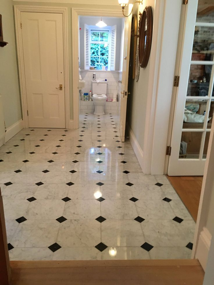 Marble floor cleaning polishing Eastbourne East Sussex