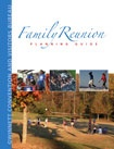 Gwinnett (Georgia) Convention and Visitors Bureau's ABC's of Planning a Family Reunion - what to do 3,6, 9 months out is a planning calendar, helpful hints and more. Also available are free assistance finding group rooms, park or banquet facilities and other planning assistance, welcome bags for reunion planners, and quarterly family reunion workshops for planning - all free of charge.