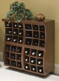 Идеи: хранение вина - Стильный дом