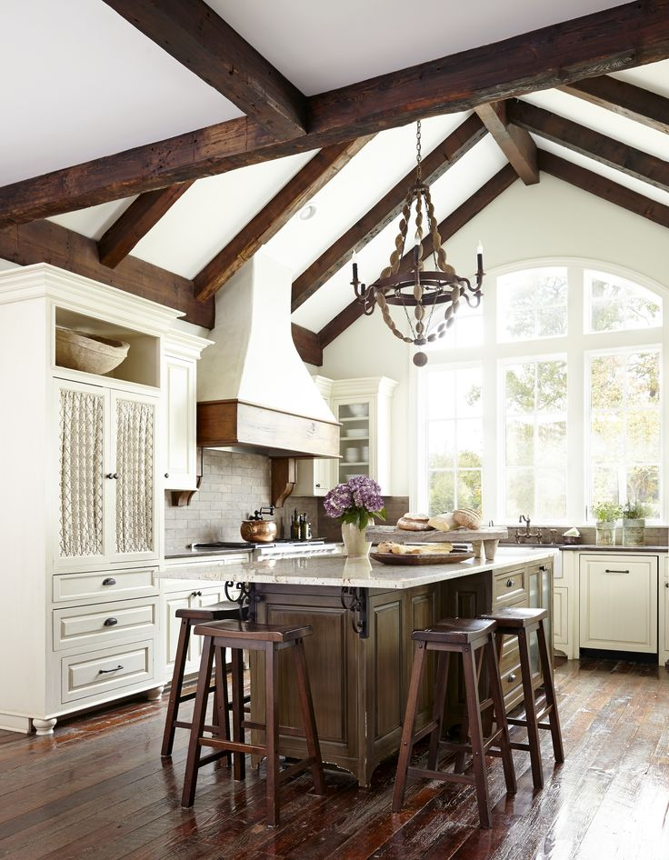 u003cpu003e14 fabulous country French kitchens to get