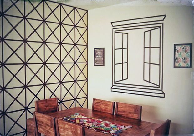 Украшение стен квартиры: просто и изысканно