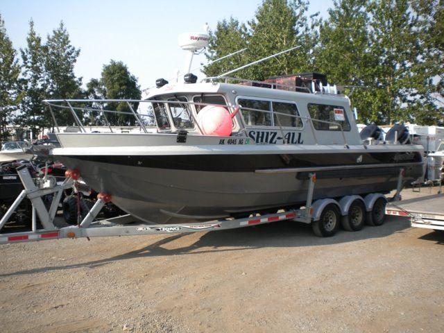 Alaska Boat Brokers - Boat Details