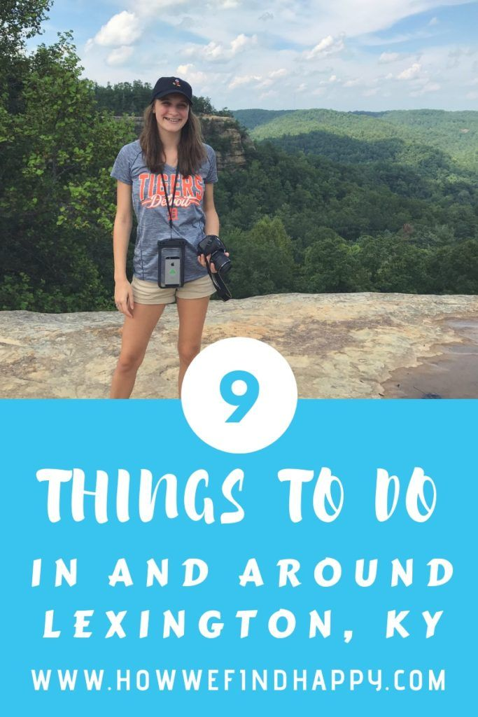 9 Things To Do In And Around Lexington Ky Things To Do Travel Usa
