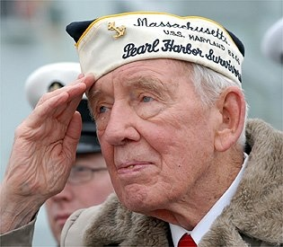 Pearl Harbor - survivors live on