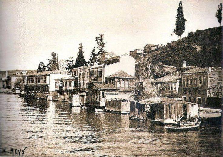 İstanbul beykoz 1908