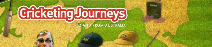 Cricketing Journeys to and from Australia Cricketing Journeys to and from Australia tells the remarkable stories of some of the men and women who have participated in the transnational cricket community over 150 years.
