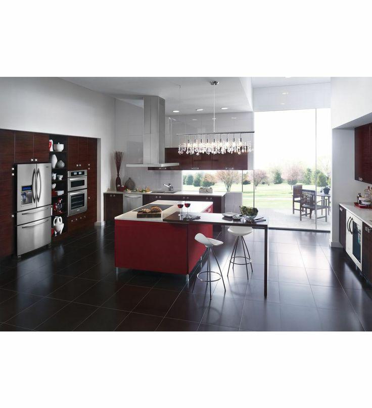 Kitchenaid Model Kbfs25evms French Door Refrigerator