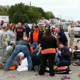 3 dead after car crashes into Oklahoma State homecoming parade   Dr. Saturday - Yahoo Sports