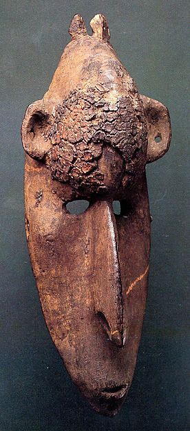 from the Sawos people, East Sepik Province, Papua New Guinea