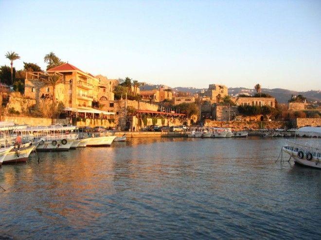 Byblos Port, Lebanon | 1,000,000 Places